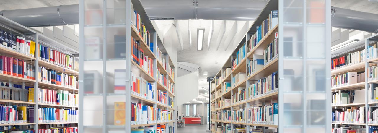 Die Bibliothek Hochschule Der Medien Hdm