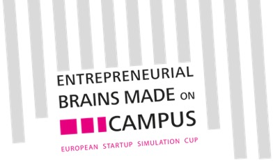 Logo Entrepreneurial Brains Made on Campus