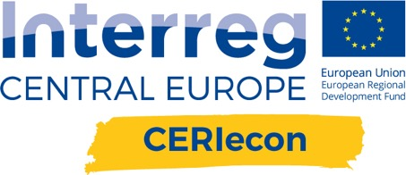 Logo Central Europe Regional Innovation Ecosystems Network