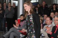 Ellen Heidelberger bei der Preisverleihung