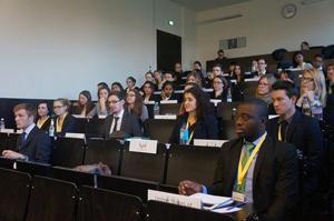 Simulation des UN Human Rights Council
