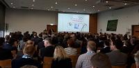 Die sehr gut besuchte Veranstaltung fand in den Räumlichkeiten der Heidelberger Druckmaschinen AG in Wiesloch statt