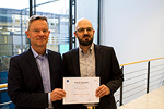 """IBM Faculty Award"" für Prof. Dr. Kai Eckert"