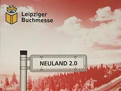Forum Neuland 2.0 – die Plattform für innovative Ideen auf der Buchmesse  (Fotos: uhu)