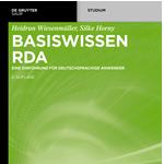 """""""Basiswissen RDA"""": Neue Auflage erschienen"""