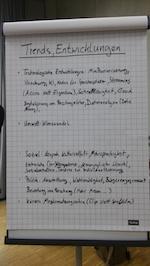 BI-Jubiläum: Strategisch steuern!? Ein Rückblick auf den RoundTable 2017 der Managementkommission im September 2017 an der Hochschule der Medien Stuttgart