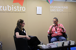 Interview mit Krimi-Autor Dieter Aurass.