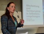 Raumarrangements für Lernen - Wissenschaftlerinnen und Wissenschaftler diskutieren an der HdM