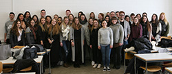 37 neue Mediapublisher heißt der Studiengang in diesem Semester willkommen (Foto: nf)