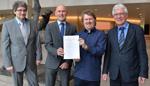 Bachelorarbeit zur Zukunft der Bibliothek des Landtags Baden-Württemberg vorgestellt