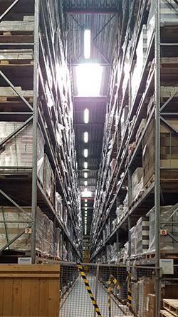 Das Buchlager der Beckschen Druckerei