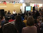 Mediapublishing auf der Frankfurter Buchmesse 2018
