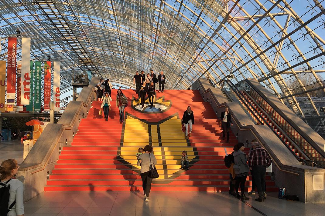 Leipzig im März: Schmelztiegel der Buchwelt