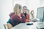 Wie werden Fake News entlarvt? Workshop zum Girl's Day im Studiengang Informationswissenschaften