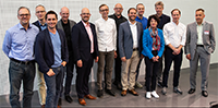 Hinter dem Institut stehen rund 15 Professoren aus unterschiedlichen Studiengängen der HdM