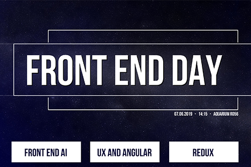 FrontEndDay