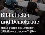 Meinungsbildung durch Zugang zu Informationen: Bibliotheken als Orte der Demokratie