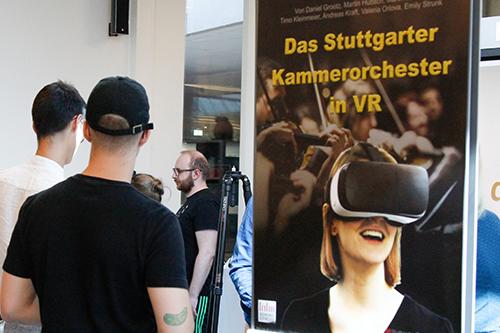 Projekt: Stuttgarter Kammerorchester auf der MediaNight SS2019