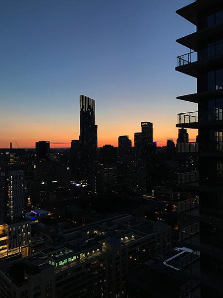 Toronto bei Nacht (Fotos: vh046)