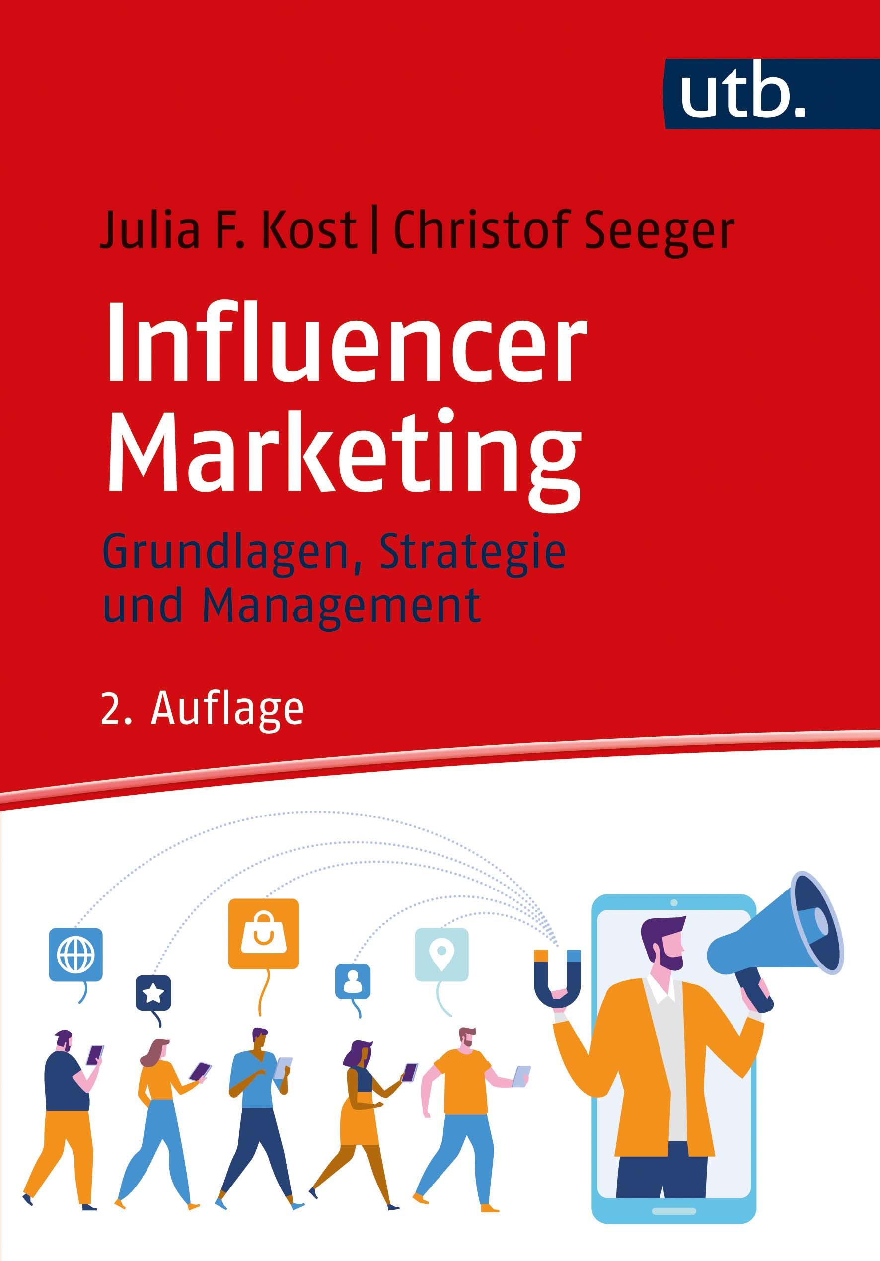 2. Auflage Influencer Marketing erscheint
