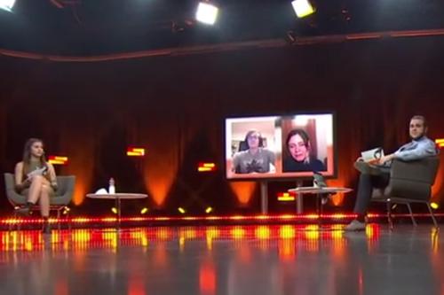 Den Livestream konnten die Teilnehmer der MediaNight mitverfolgen. (Screenshot via YouTube)