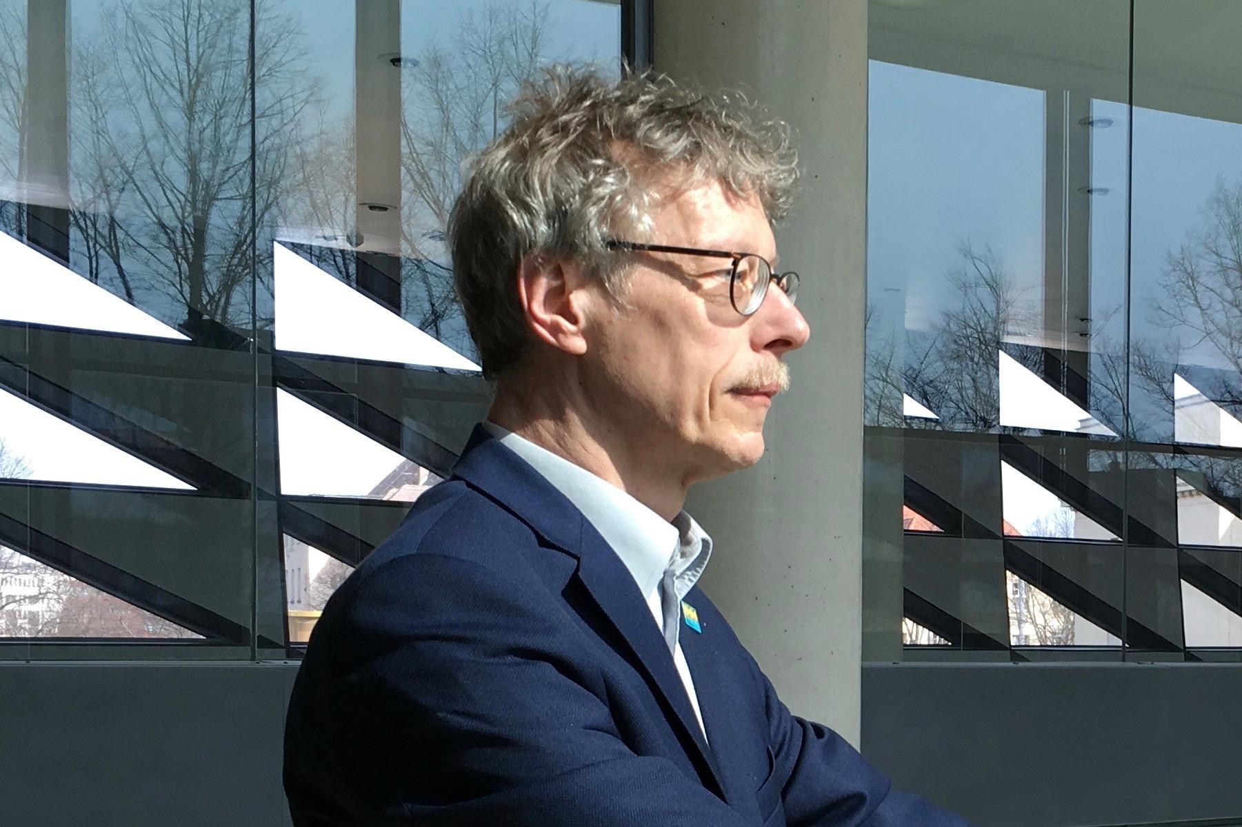 Prof. Ulrich Huse – 18 Jahre Begeisterung für das Buch