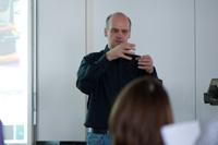 Prof. Dr. Michael Burmester, Prodekan für Forschung der Fakultät III