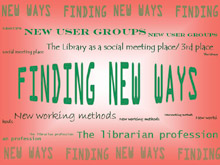 "Logo ""Finding New Ways"""