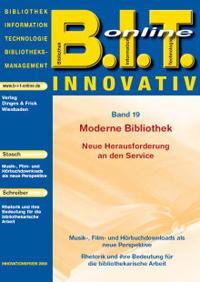 Band 19 Innovationspreis 2008