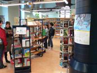 Die Jugendbibliothek in Karlsruhe heute