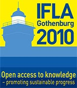 IFLA-Kongress 2010 in Göteborg