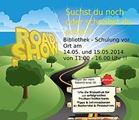 Roadshow-Flyer