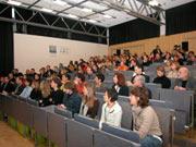 Publikum im Audimax