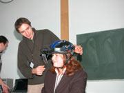 """Workshop mit """"Eyetracker"""""""
