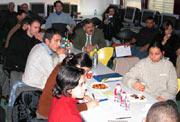 Tunesische Dozenten und Studenten zu Gast an der HdM