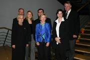 Prof. Dr. Uwe Schlegel, Orhan Tancgil, Dr. Hartmut Sandig (2.Reihe v.l.); Prof. Dr. Jutta Limbach, Sylvia Engel, Prof. Agnes Jülkenbeck, Sylvia Beiser