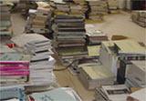 Von Bücherstapeln zur Bibliothek