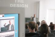 Vortrag auf dem zweiten Symposium für Informationsdesign 2003