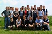 Das Team des Projekts CONMEDIA/Kommunalwahl