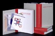 Katalog zum Plakatwettbewerb (Foto: HdM, Eva Löffler)