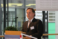 Prof. Dr. Wilfried Mödinger<br><i>Foto: Ellen Brüx</i> - Zur Detailansicht