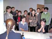 Chinesische Personalmanager beim Seminar in der HdM