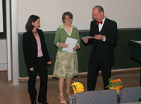 Natalia Wirtz, Barbara Münz, Henner Grube (v.l.)