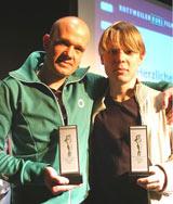 Sebastian Runschke und Markus Matschke  (v.l.)<br>Fotos: Volker Denkert / Bodo Schneckenburger