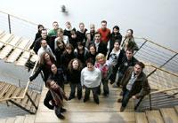 Das Projektteam, Foto: Wilhelm Mierendorf
