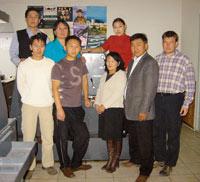 Das  PPEC-Team