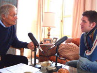 Harry Valérien im Dialog mit Oliver Moser