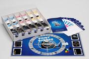 Das Spiel um die Haie der Druckindustrie: Print Sharks   Foto: Löffler / HdM Stuttgart