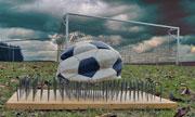 """Szene aus """"Der Fußballfluch"""""""