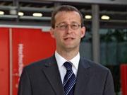 Alexander W. Roos wird am 1. November 2006 neuer Rektor der HdM.